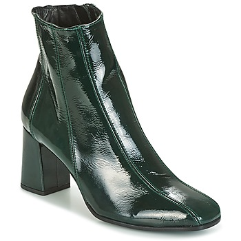 Cipők Női Bokacsizmák Paco Gil WINNER Zöld / Sötét