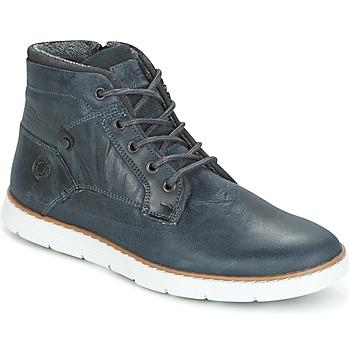 Cipők Férfi Magas szárú edzőcipők Bullboxer BERNIE Kék