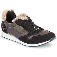 Cipők Női Rövid szárú edzőcipők Ippon Vintage RUN SNOW Fekete  / Rezes