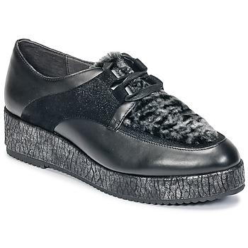 Cipők Női Oxford cipők Mam'Zelle ROSITA Szürke
