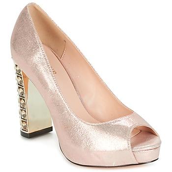 Cipők Női Félcipők Menbur ACHERNA Bőrszínű