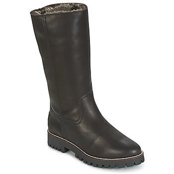 Shoes Női Városi csizmák Panama Jack TANIA Fekete