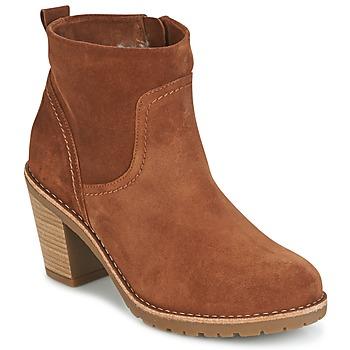Shoes Női Bokacsizmák Panama Jack ARLES Barna