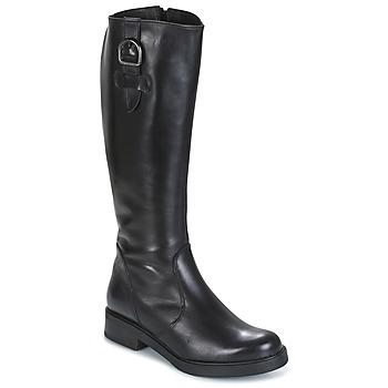 Cipők Női Városi csizmák Samoa 53245-NERO Fekete