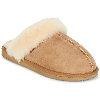 Cipők Női Mamuszok Shepherd JESSICA Barna
