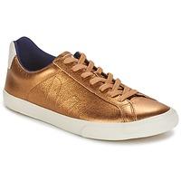 Cipők Női Rövid szárú edzőcipők Veja ESPLAR LT Borostyán