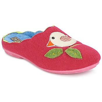 Cipők Női Mamuszok Rondinaud RESTONICA Fukszia