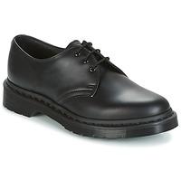Cipők Oxford cipők Dr Martens 1461 MONO Fekete