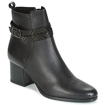 Cipők Női Bokacsizmák Tamaris BORISA Fekete
