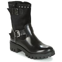 Cipők Női Csizmák Tamaris BITSY Fekete