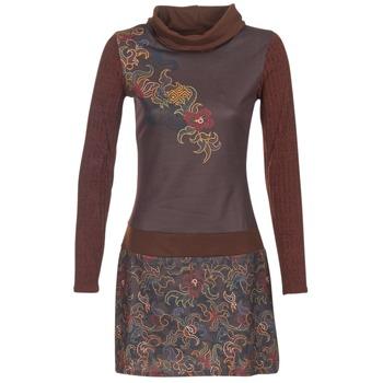 Ruhák Női Rövid ruhák Smash NANCY Barna