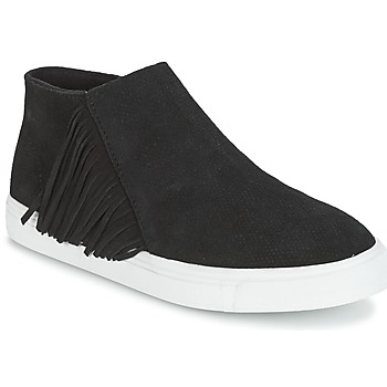 Cipők Női Csizmák Minnetonka GWEN BOOTIE Fekete