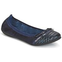 Cipők Női Balerina cipők / babák LPB Shoes CAPRICE Tengerész