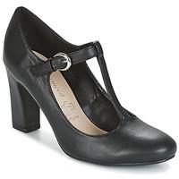 Cipők Női Félcipők Moony Mood GLORIO Fekete