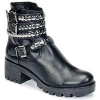 Cipők Női Bokacsizmák Lola Espeleta NECK Fekete