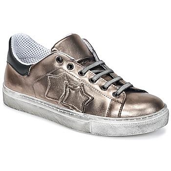 Cipők Női Rövid szárú edzőcipők Lola Espeleta NONIDI Bronz