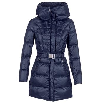 Ruhák Női Steppelt kabátok Benetton MOSTE Tengerész