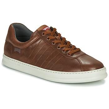 Cipők Férfi Rövid szárú edzőcipők Camper RUNNER 4 Barna