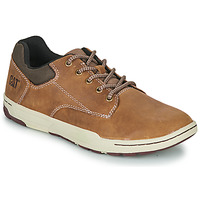 Cipők Férfi Rövid szárú edzőcipők Caterpillar Colfax Barna