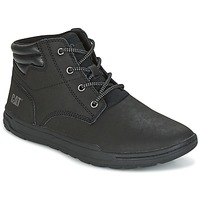 Cipők Férfi Magas szárú edzőcipők Caterpillar CREEDENCE Fekete