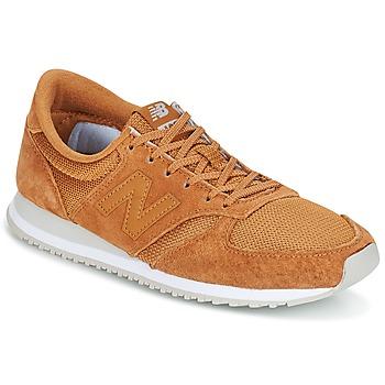 Cipők Rövid szárú edzőcipők New Balance U420 Barna