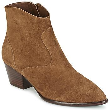 Shoes Női Bokacsizmák Ash HEIDI BIS Teve