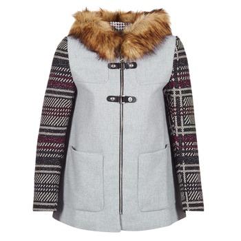Ruhák Női Kabátok Desigual GERDI Szürke