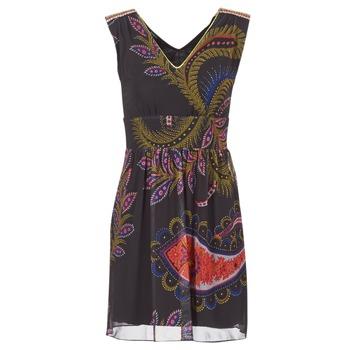 Ruhák Női Rövid ruhák Desigual GERCO Sokszínű