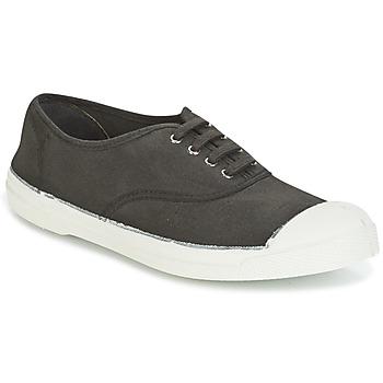 Cipők Női Rövid szárú edzőcipők Bensimon TENNIS LACET Szürke