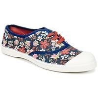 Cipők Női Rövid szárú edzőcipők Bensimon TENNIS LIBERTY Tengerész