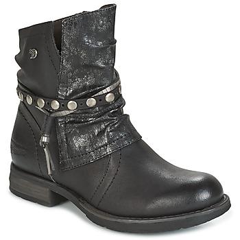 Cipők Női Csizmák Tom Tailor RESTOUNE Fekete