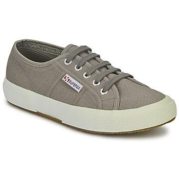 Cipők Rövid szárú edzőcipők Superga 2750 CLASSIC Szürke