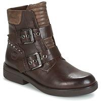 Cipők Női Csizmák Marco Tozzi POUDREE Barna