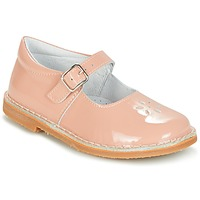 Shoes Lány Balerina cipők / babák Citrouille et Compagnie HIVETTE Rózsaszín