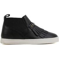 Cipők Női Csizmák Hogan HXW1820V400DU50002 nero