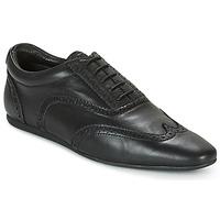 Cipők Férfi Oxford cipők Schmoove JAMAICA Fekete