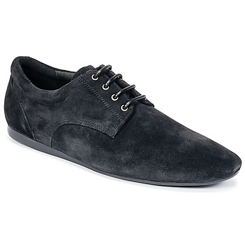 Cipők Férfi Oxford cipők Schmoove FIDJI NEW DERBY Fekete