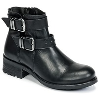 Cipők Női Csizmák Betty London HELIDI Fekete