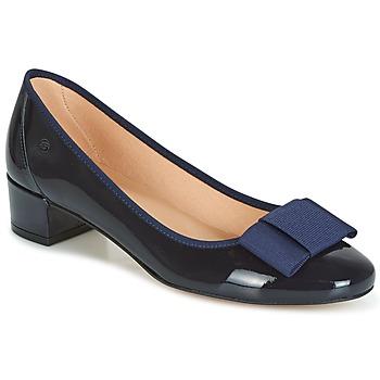 Cipők Női Balerina cipők / babák Betty London HONY Tengerész