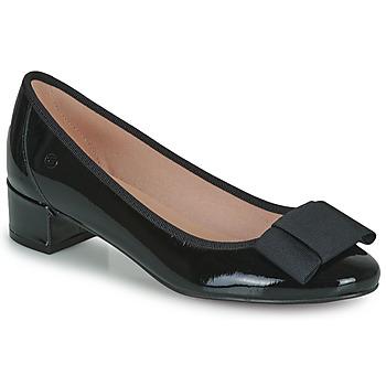 Cipők Női Balerina cipők  Betty London HENIA Fekete