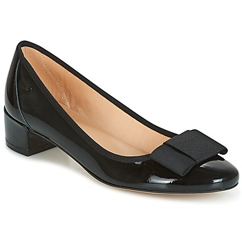 Cipők Női Balerina cipők / babák Betty London HENIA Fekete