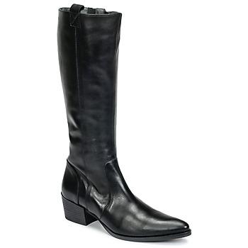 Cipők Női Városi csizmák Betty London HABI Fekete
