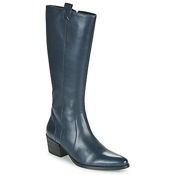 Cipők Női Városi csizmák Betty London HERINE Kék