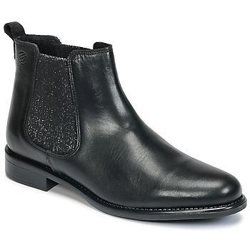 Cipők Női Csizmák Betty London HAYATI Fekete