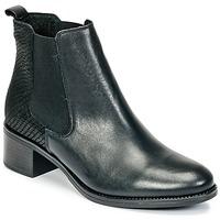 Cipők Női Bokacsizmák Betty London HASNI Fekete
