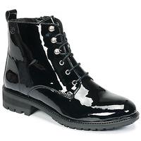 Cipők Női Csizmák Betty London HILDIE Fekete