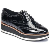 Cipők Női Oxford cipők Betty London HENRIETTE Fekete