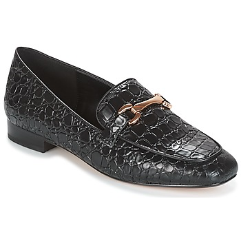 Cipők Női Mokkaszínek Dune London LOLLA Fekete