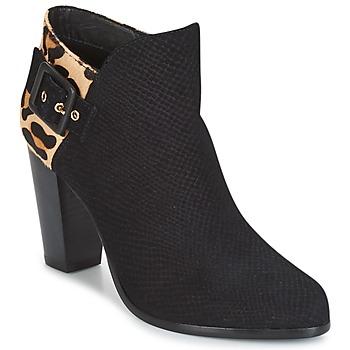 Cipők Női Bokacsizmák Dune London OAKLEE Fekete