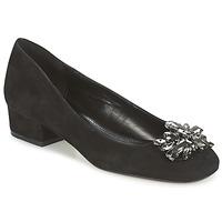 Cipők Női Balerina cipők / babák Dune London BAYA Fekete